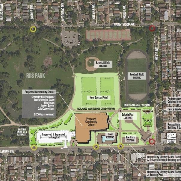 Open a Belmont Cragin neighborhood community center