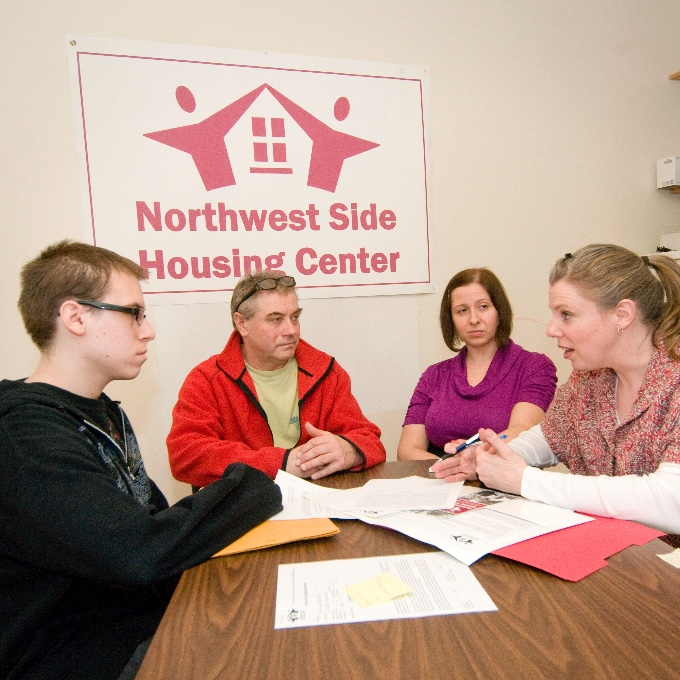 Expand housing counseling to prevent foreclosure