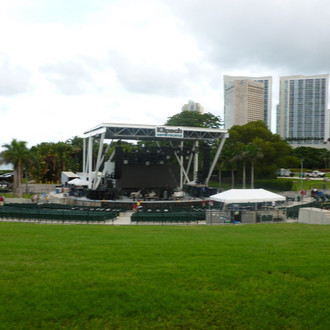 Outdoor Amphitheater Riverfront