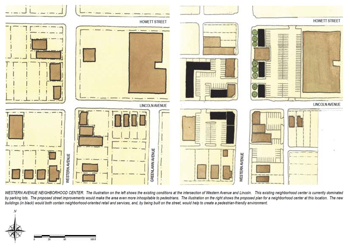 Create a Western Avenue Neighborhood Center
