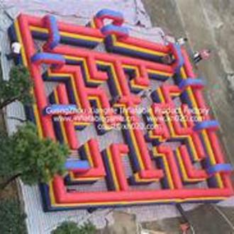 A-Mazing Peoria (create a maze)