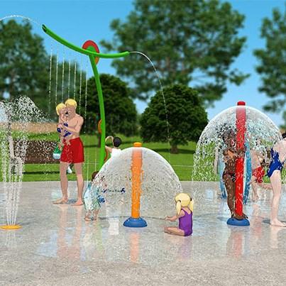 Princeton Splash Pad