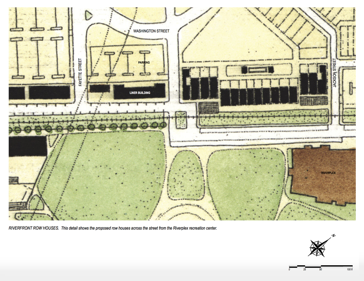 Redevelop Taft Homes