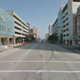 Thumb reconfigure adams street for two way traffic with on street parking