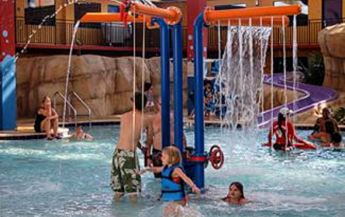 Family Fun, there's enough bars and concert attractions DT