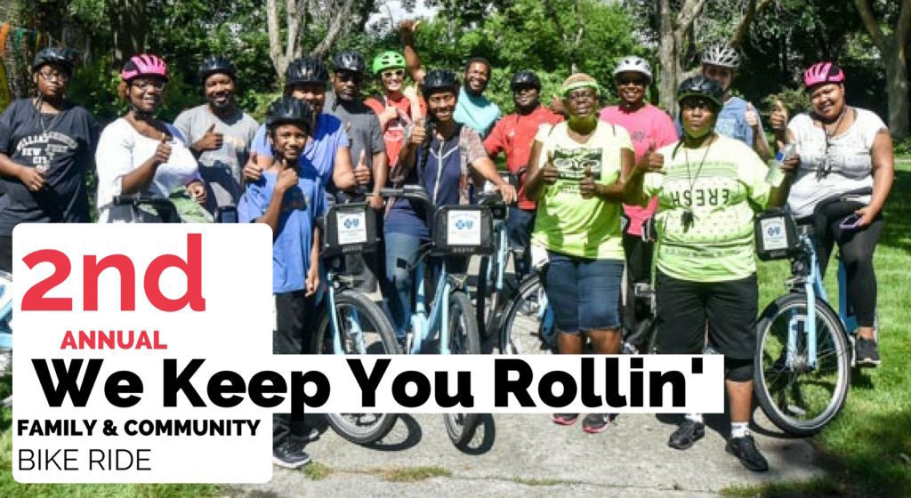 Support our Community Bike Ride