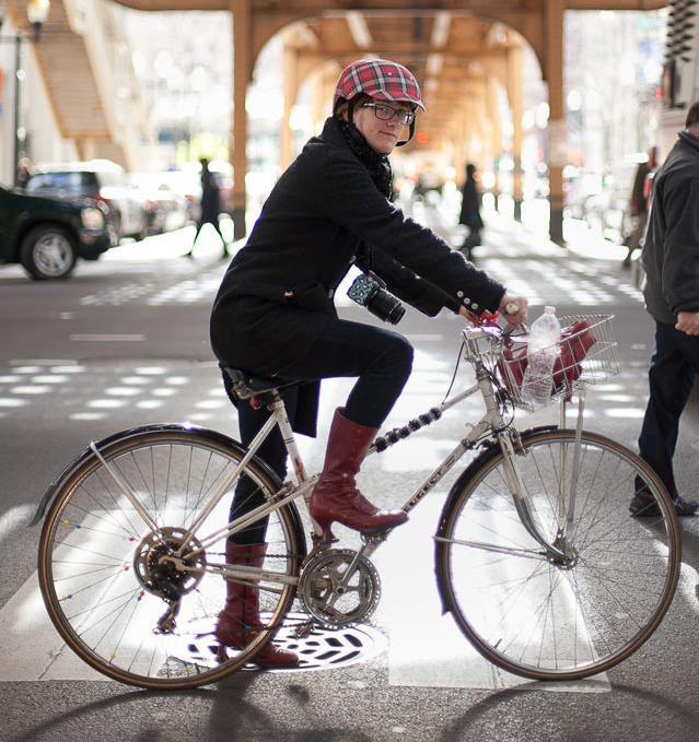 Make Wabash a Bike only Street
