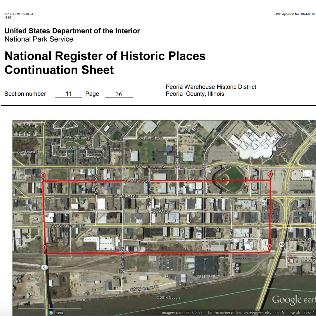 Make the Warehouse District a Local Historic District