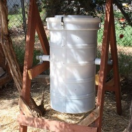 Lakeview Compost Bin