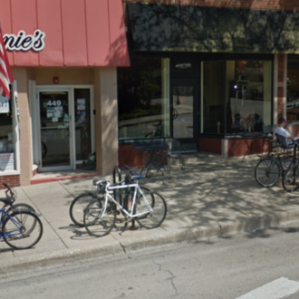 Add Bicycle Parking Spaces Throughout Downtown Glen Ellyn