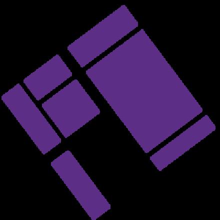 Large zoning icon
