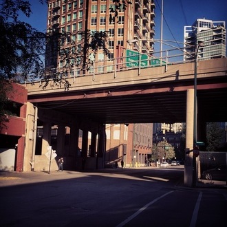 Make the Ohio Street bridge a better gateway