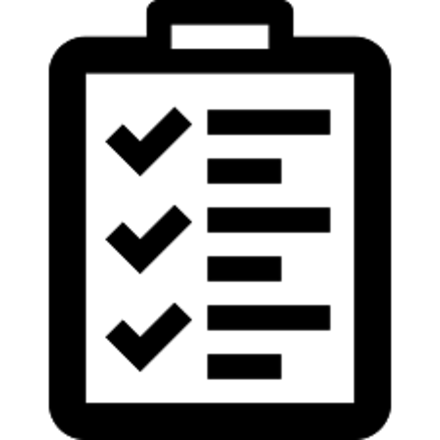 Large design criteria icon