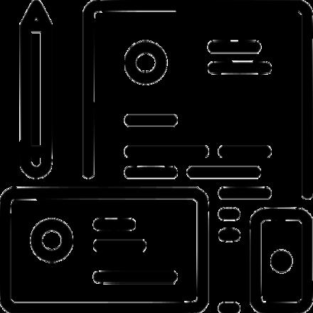 Large branding integration icon