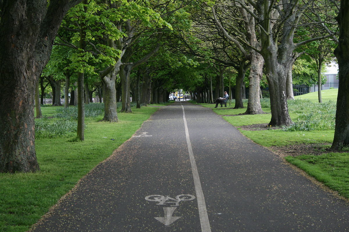 Enhance trails & bicycle paths that connect residents to parks