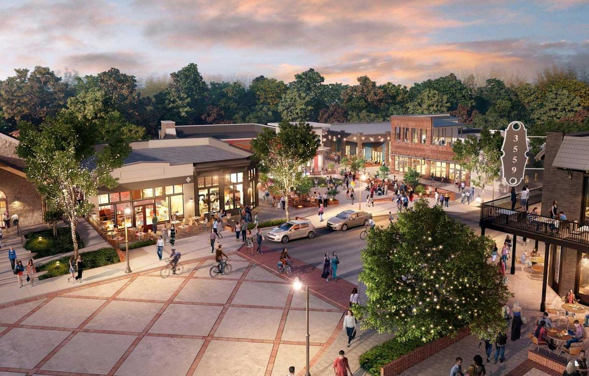 Create business districts & neighborhood centers that enhance community identity