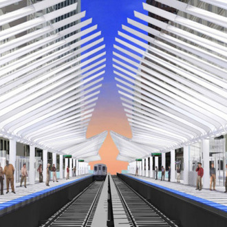 Make the new 'L' station on Wabash and Washington a People Hub