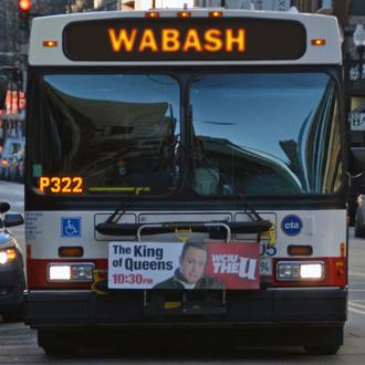 Bring Michigan Avenue Buses onto Wabash