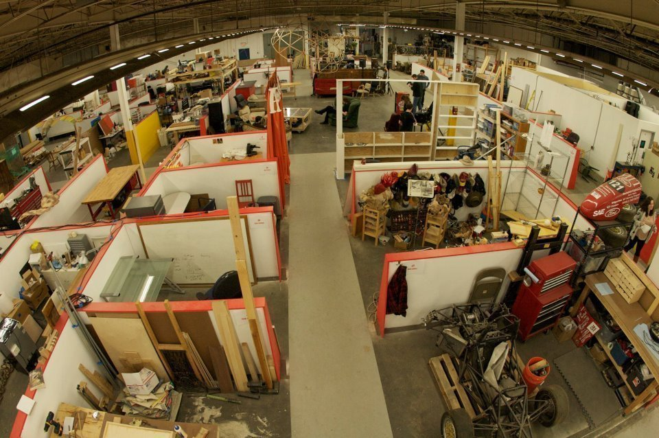 Creative Studio / Artisanal Manufacturing Facilities