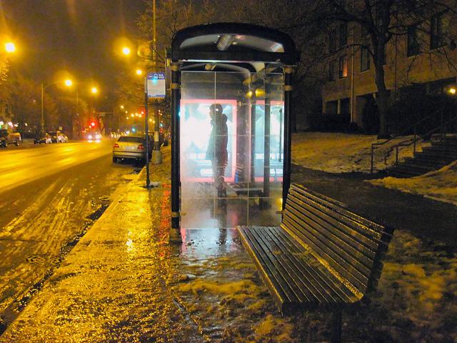 Better Bus Stops