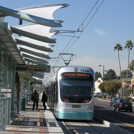 Large light rail