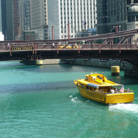 Large water taxi