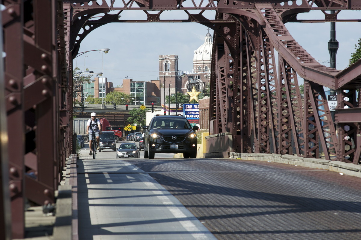 Alleviate Traffic on Cortland Street Bridge