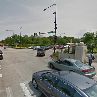 Provide Intuitive and Direct Pedestrian Access Across Columbus and Lake Shore Drive