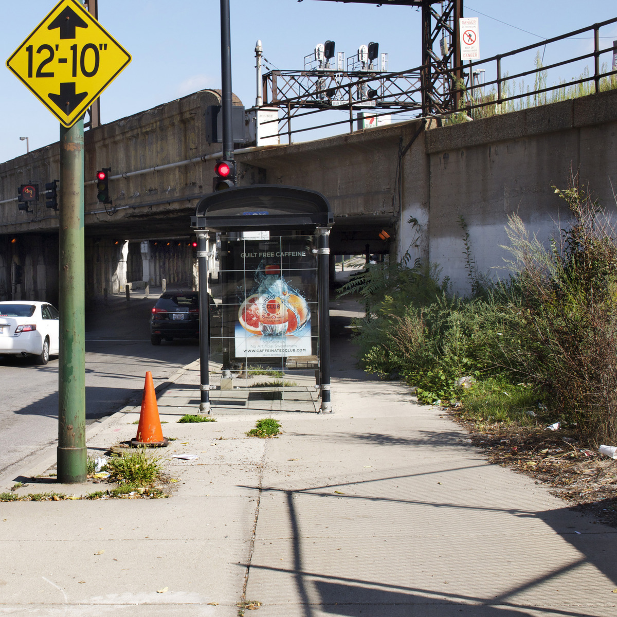 Improve Pedestrian Infrastructure on Cortland Street
