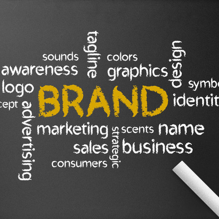 Large branding