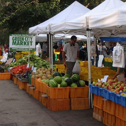 Large greencitymarket