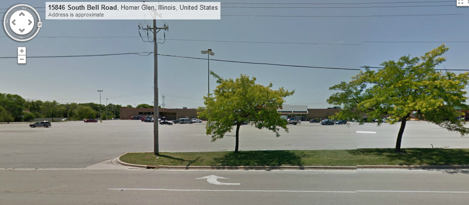 Replace old k-mart at bell and 159th with appropriate development