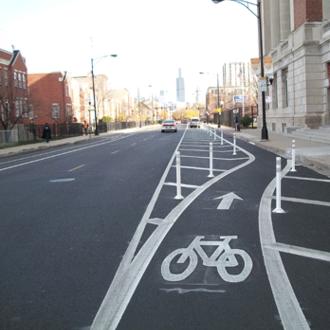 New Bike Lanes