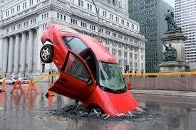Potholes: The Real Problem in Chicago