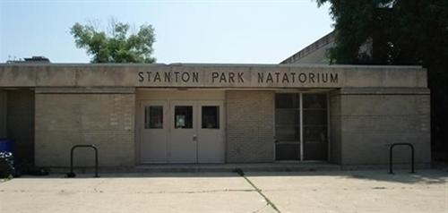 Remodel Stanton Park