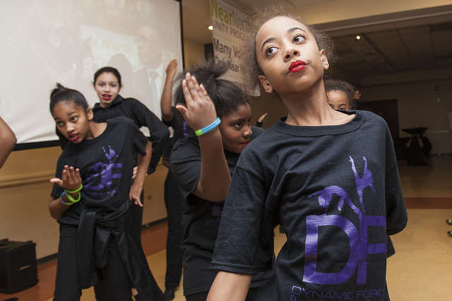 Expand Local Programs, i.e. art, dance