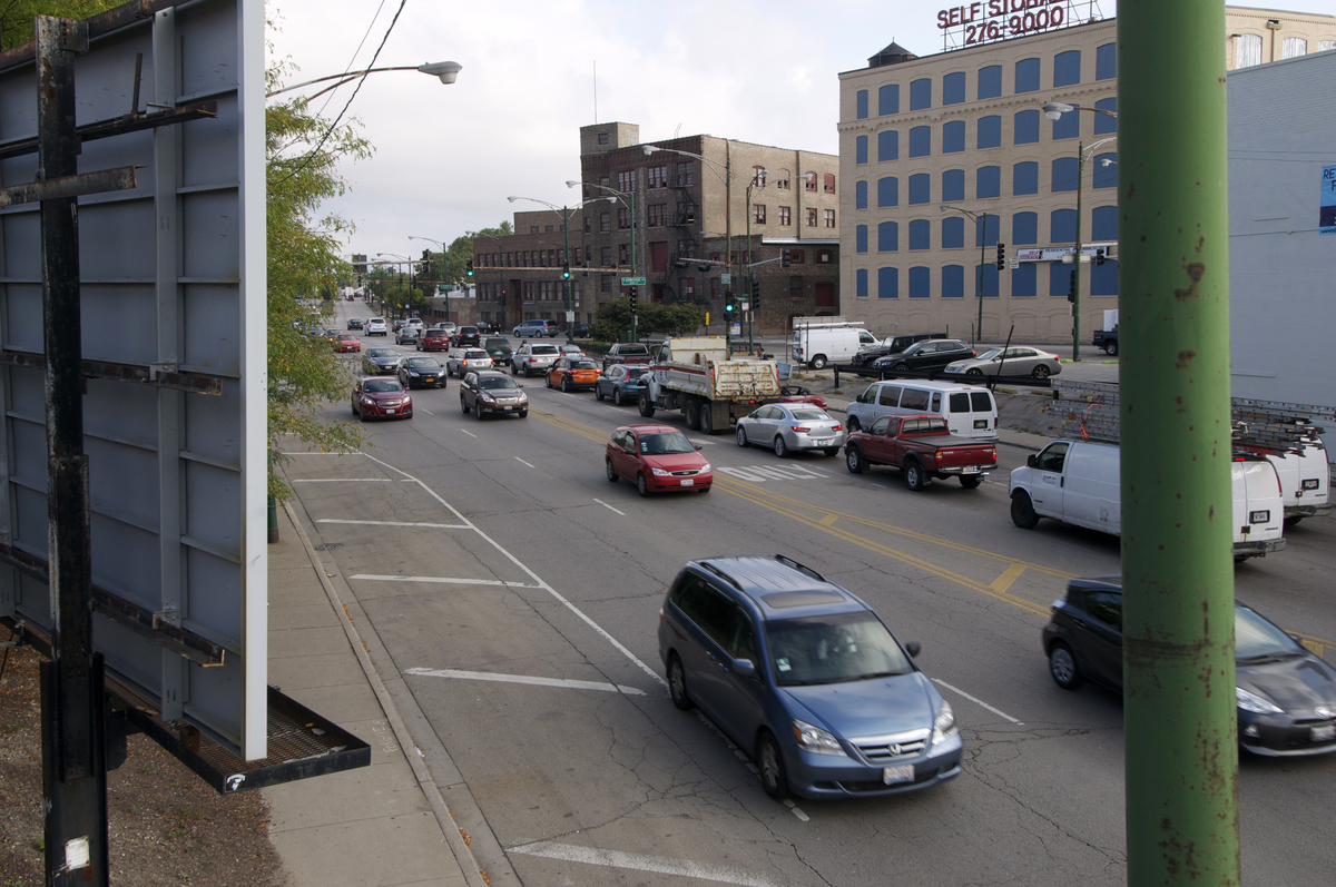Rework the Elston / Ashland / Armitage Intersection