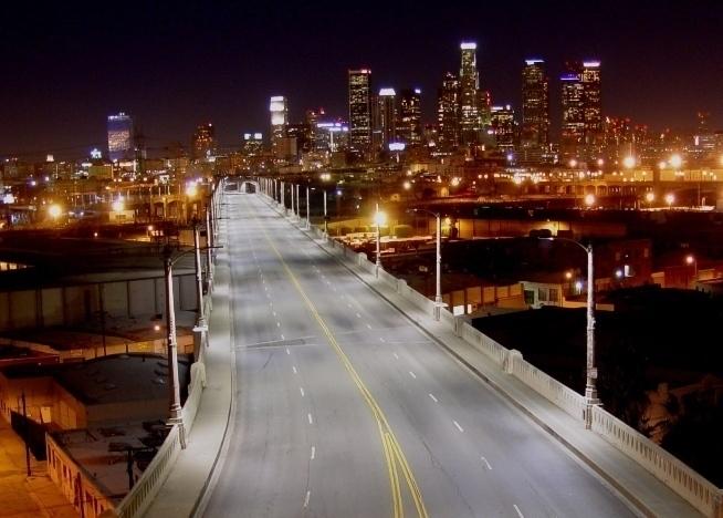 Convert to LED street lighting