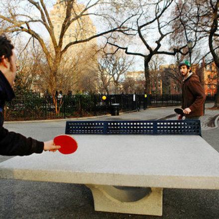 Large ping pong