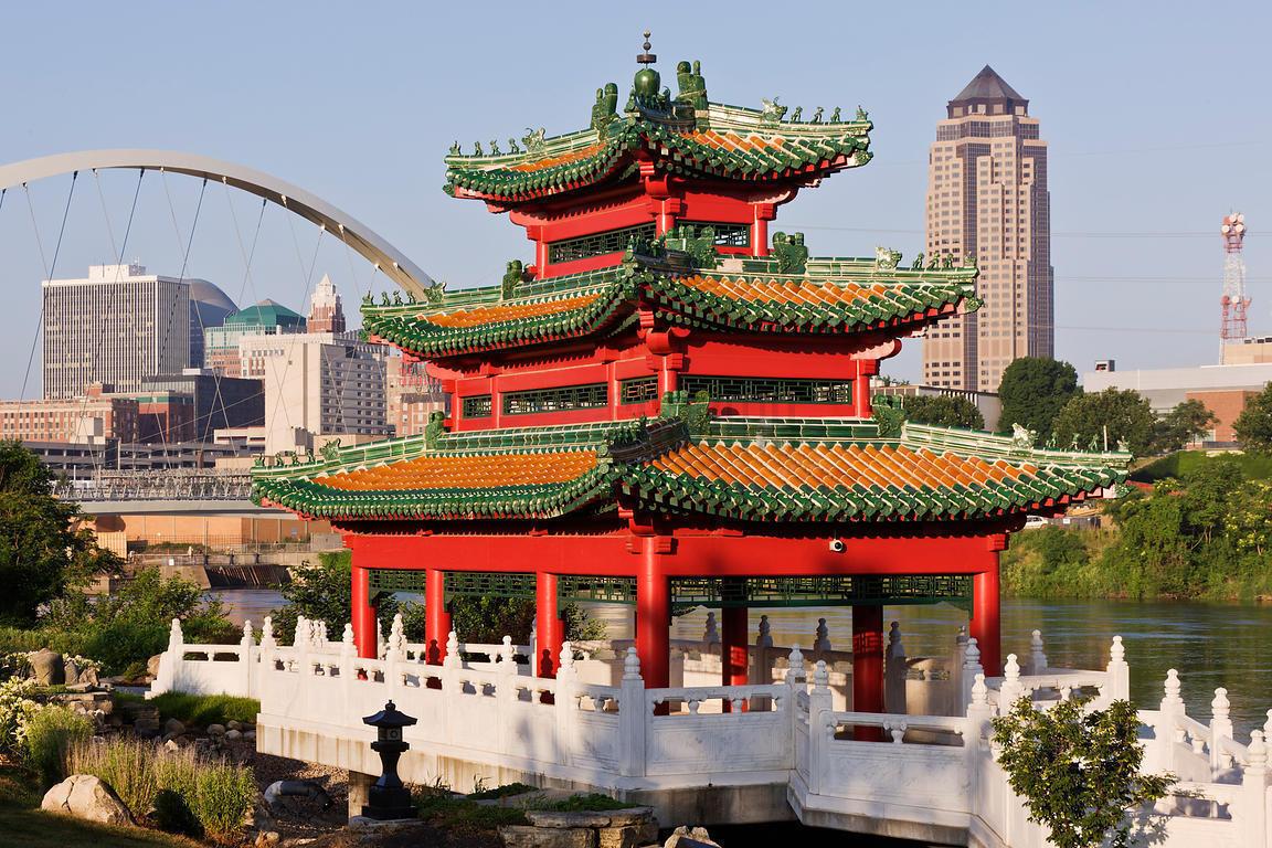 Riverfront Asian Garden