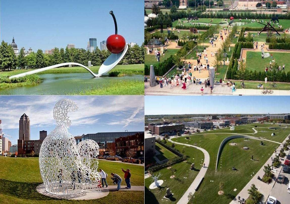 Riverfront Sculpture Garden