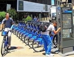 Bike Share Rental Stations