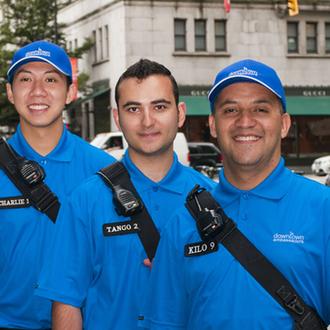 Public Safety/Ambassador Program