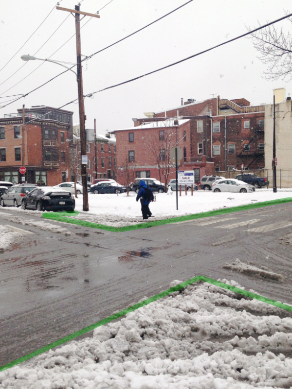 Turn That Unused Room Of The House Into This: SNECKDOWN: Turn Unused Traffic Space Into Public Space