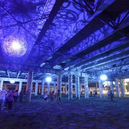 Large jb public art 2