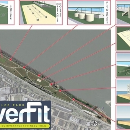 Large river fit map 777