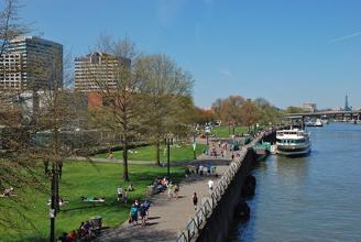 Downtown Riverfront Park