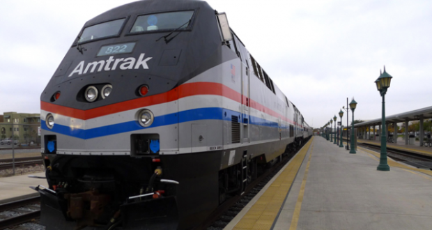 AMTRAK RAIL SERVICE
