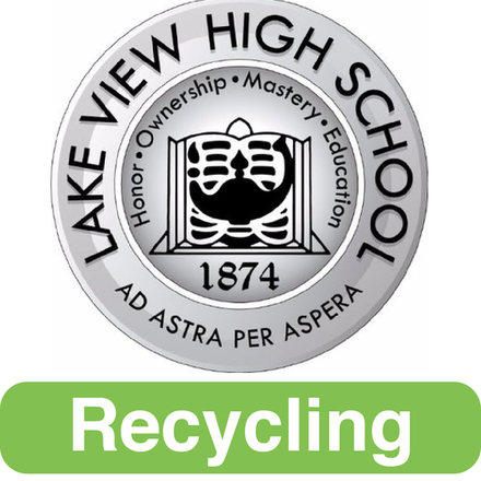 Large epic lake view recycling group