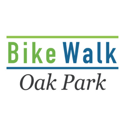 Large bike walk oak park